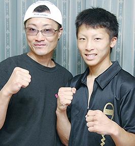 井上尚弥と父