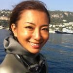 福田朋夏が情熱大陸登場!フリーダイビングの人魚のトレーニング!