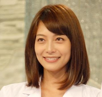相武紗季 笑顔 八重歯