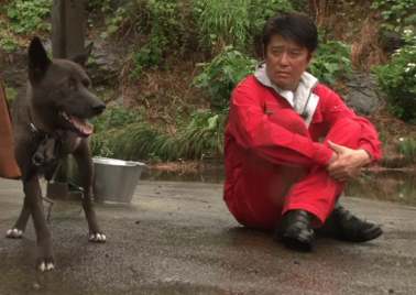 坂上忍 最後の犬 サンタ