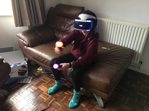 PS4 VR 感想 評価